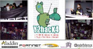 Y2HacK4 כנס